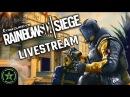 Achievement Hunter Live Stream - Rainbow Six: Siege - Finka and Lion DLC