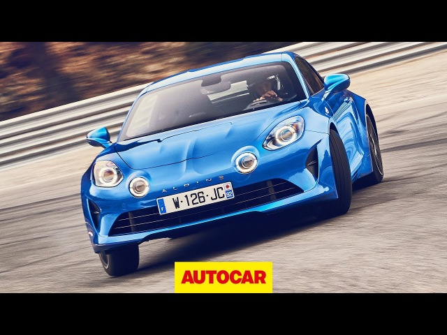 2018 Alpine A110 review new Porsche 718 Cayman rival tested Autocar