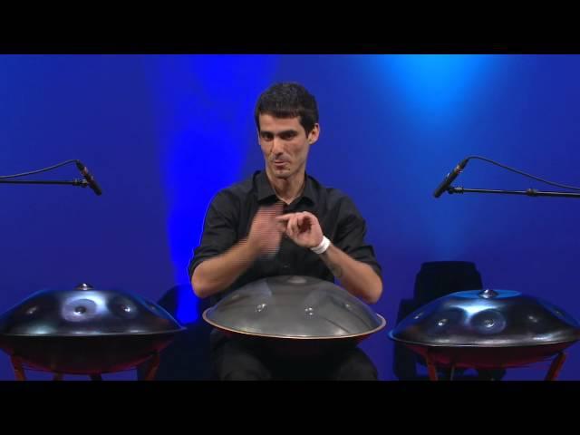 The Hang drum's magic Spyros Pan at TEDxAthens 2013