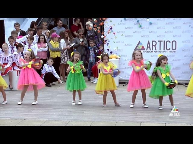 ARTICO Ziua usilor deschise _ Picaturi Muzicale - Masinuta