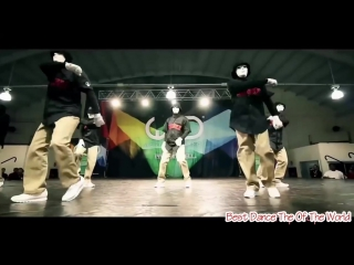 New Jabbawockeez And KINJAZ And Les Twins - The Duels - Best Dance The Of The wo