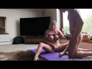 Charlie and mandy (step relations at it again after a yoga class)[2017, all sex, point of view pov, big ass/tits, hd 1080p]