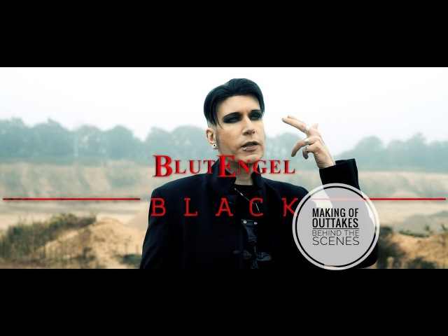 BLUTENGEL making of BLACK part 1 3 Blackstage Filmproduktion Berlin outtakes sony a6500 sigma 30mm