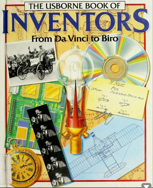 The Usborne book of inventors-Struan Reid Patricia Fara