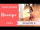 Tehani Benjamin - Aparima - Honoipo - Verua - Breakdown 1