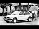 Volkswagen Polo Fox Coupe Jugendstil Typ 86C 1987