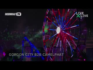 Gorgon City & CamelPhat @ kineticFIELD, EDC Las Vegas, United States