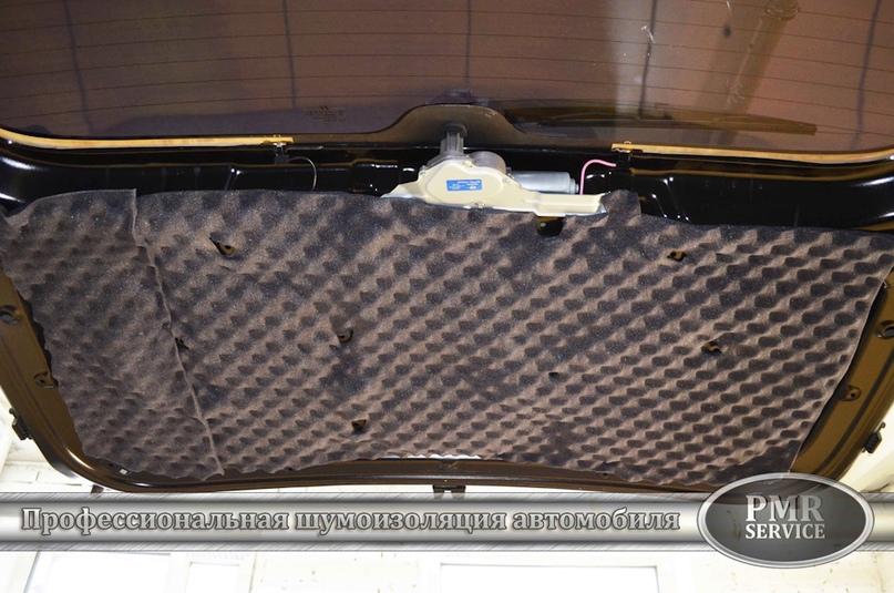 Шумоизоляция Hyundai Starex, изображение №8