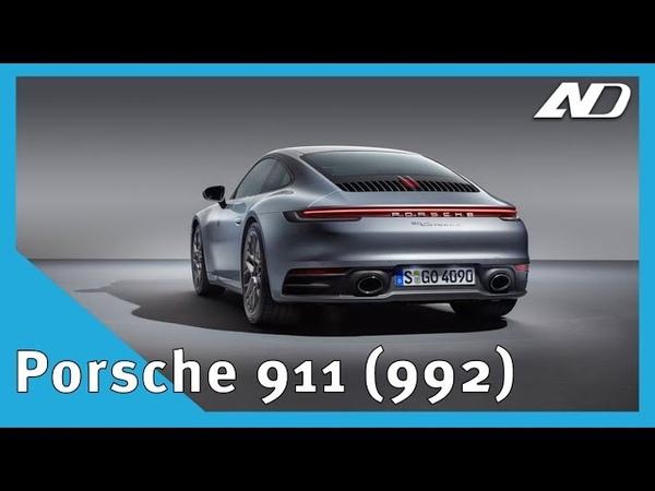 Nuevo Porsche 911 (992) - ¿Cómo renuevas una leyenda - LAAS18