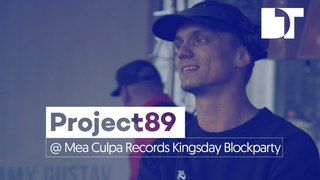 Project89 at Mea Culpa Records Kingsday Blockparty Highlight 3