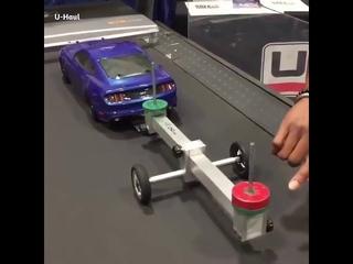 Как распределение веса в прицепе влияет на автомобиль при движении