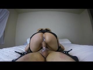 Theperfectcpl fucking my hot girlfriend's creamy pussy dripping creampie