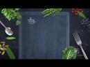 Видосик №14 Демонстрация оформления канала ютуб тематики Кухня.