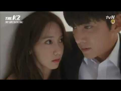 THE K2 EP 10 Jeha and Anna's first kiss