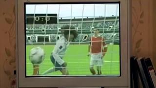 Легендарный хет трик Гены Букина в финале турнира Кожаный Мяч