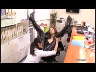 DVDES599_Hard-boiled_Lesbian_Series_Undercover_Ryu_Eba_Riko_Miyase_Sarina_Takeuchi