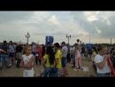 Фан-зона в Казани. 15.07.18. Матч Франция - Хорватия. 4 : 2.