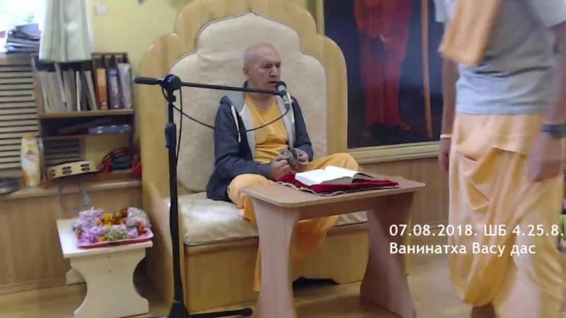 07 08 2018 ШБ 4 25 8 Ванинатха Васу дас