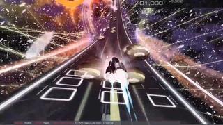 Dreaman - All Will Pass (Lite mix). Trip In Audiosurf - 2.