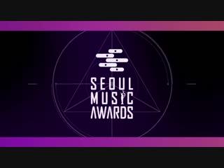 190115 Получение Дэсана и речь BTS на 28th SEOUL MUSIC AWARDS 2019