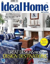 2018-08-01 The Ideal Home and Garden India