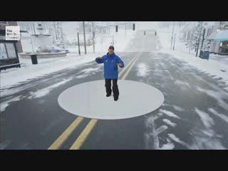Прогноз погоды от The Weather Channel — теперь про снежную бурю