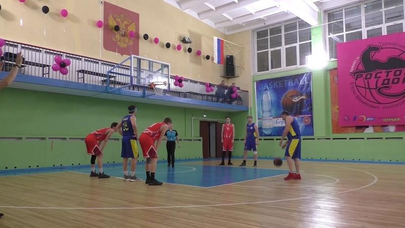 РБЛ Сборная 2002 vs Стрела 27 03 19