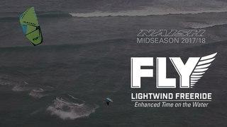 2017/18 Naish Fly | Lightwind Freeride