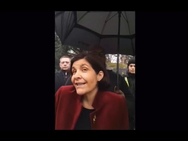 La Directrice de Rédaction BFMTV Défend Jacline Mouraud et Découvre Les Mots Scandaleux de Barbier