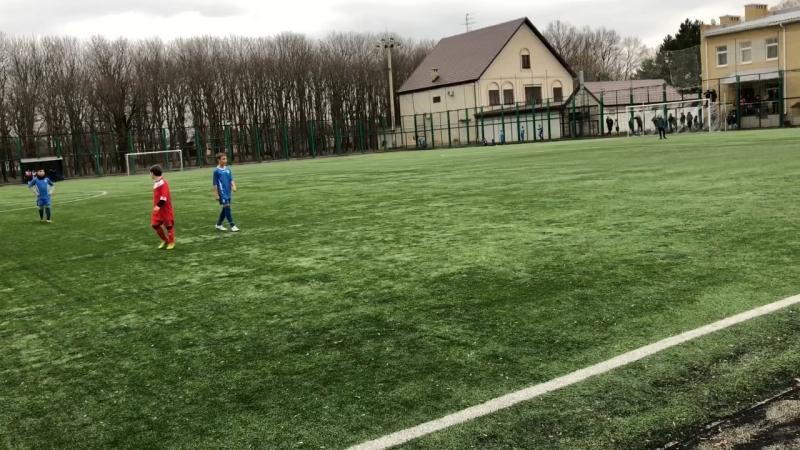 «СШОР 6» (Пятигорск) – «ДЮСШ по футболу» (Ставрополь) на турнире