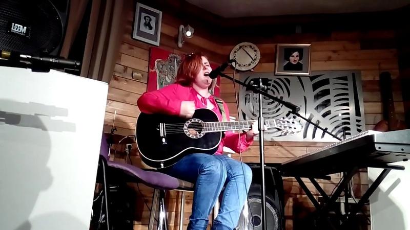 Лина Кальм - 2_live 3-х летие Чайных Квартирников