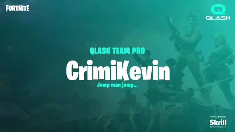 QLASH TeamPro CrimiKevin вышел на охоту.