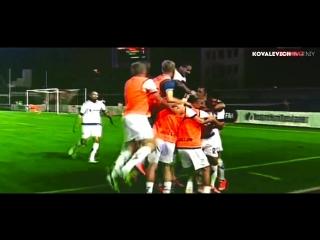 Решающий гол Динамо-Минск на последних минутах