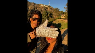NEW! Michael Jackson's Hollywood Star with Michael Trapson and Shana Mangatal