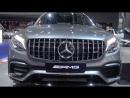 2018 Mercedes AMG GLC 63 S - Exterior And Interior Walkaround