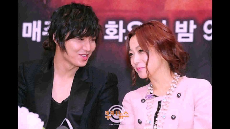 Lee Min Ho 신이 信義 ・シンイ Kim Hee Sun Faith press conference