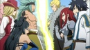 Fairy tail Grand Magic Games - AMV Ashes Remain - On My Own
