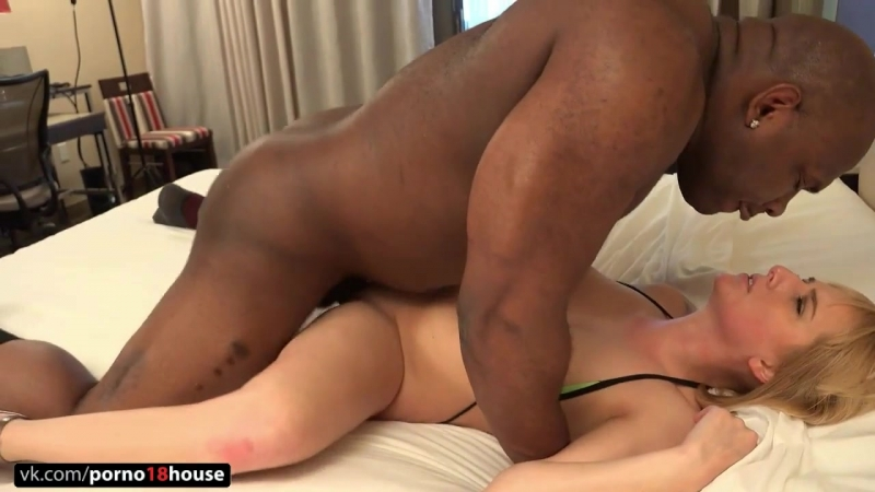 Kate England And Monster Big Black Cock Devin King, BBC, Interracial, Sperm, Cream Pie,