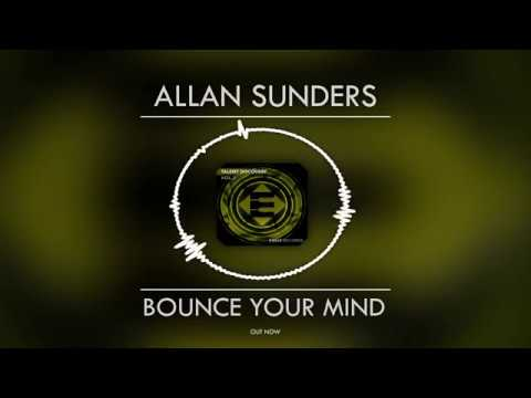 Allan Sunders Bounce your mind ENSIS RECORDS