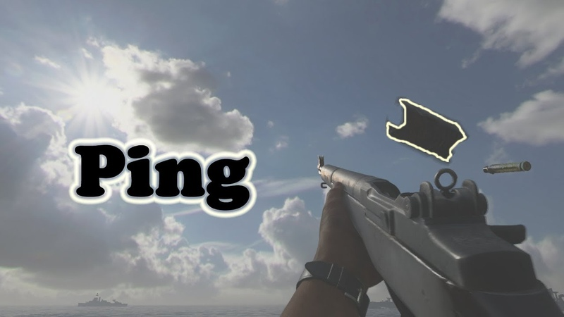 Every M1 Garand Ping In Call of Duty