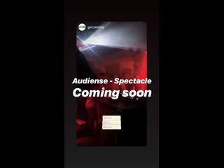 Audiense - spectacle (coming soon)