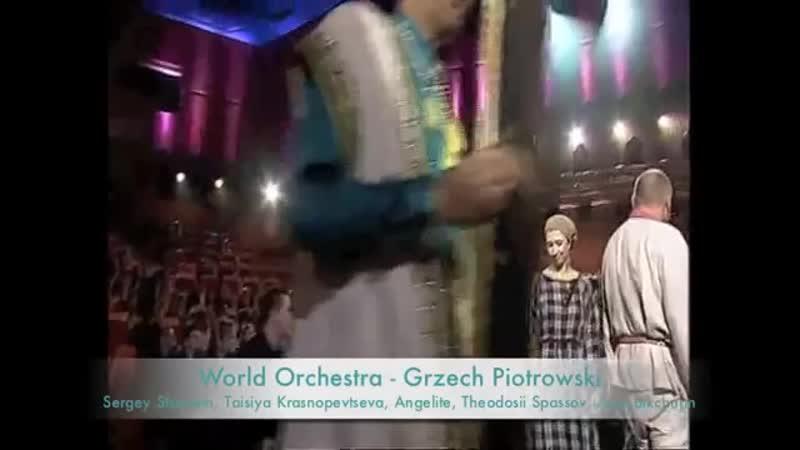 WORLD ORCHESTRA feat Taisiya Krasnopevtseva Sergey Starostin Angelite