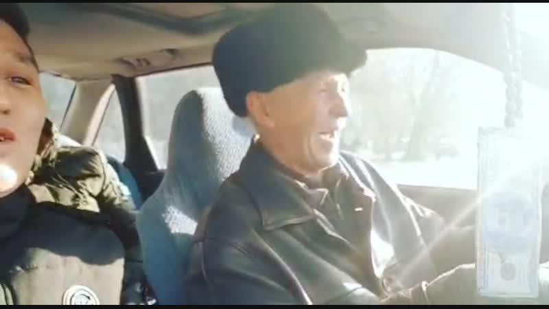 74 жастағы көлік жүргізуші жолаушы тасушы азаматтың əзілі