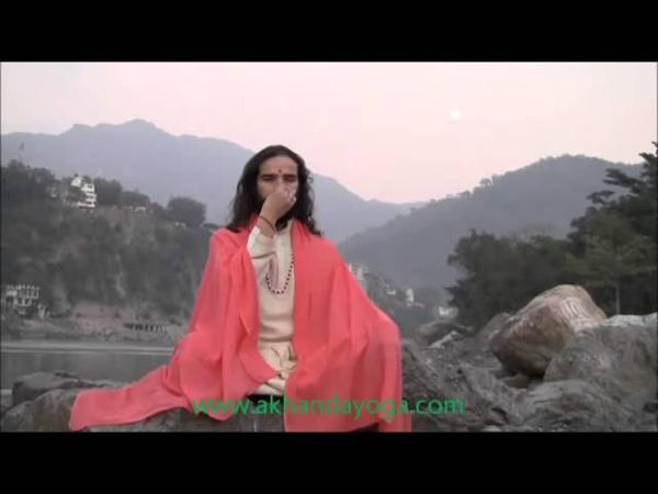 Chandar Bhedi Pranayam