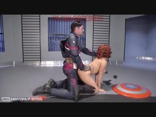 [ ] Peta Jensen - Captain America: A XXX Parody