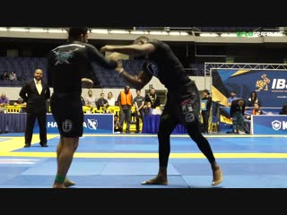 Lucas hulk barbosa vs jackson sousa the best match from no-gi worlds 2017