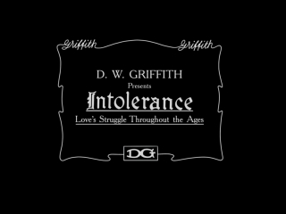 Нетерпимость | intolerance love's struggle throughout the ages (1916) cohen's film collection трейлер