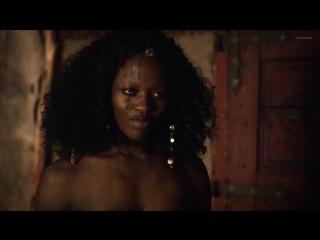 Nackt florence kasumba Florence Kasumba