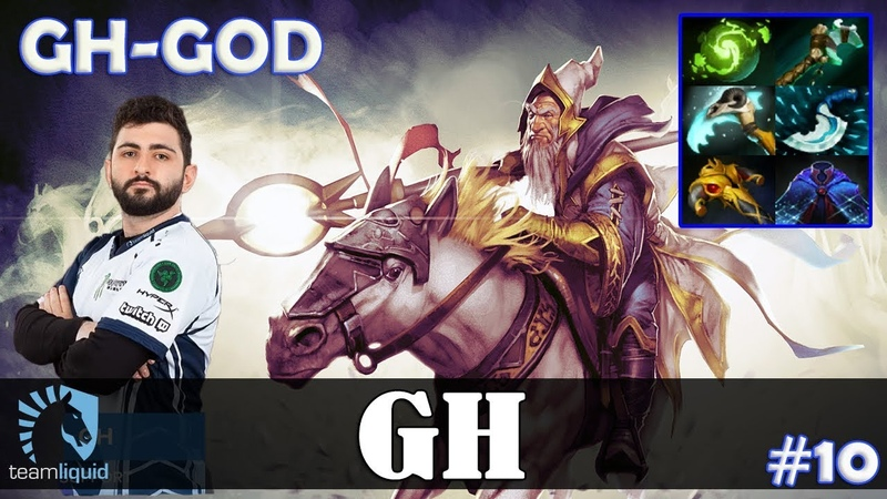 GH - Keeper of the Light Offlane | GH-GOD | Dota 2 Pro MMR Gameplay 10