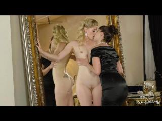 Charlotte Stokely, Jenna Sativa - Breakfast at Sativa's [Pussy Licking, Tattoo, Small Tits, Natural Tits, Lesbian, 1080p]